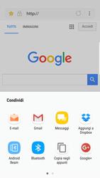 Samsung Galaxy S6 Edge - Android Nougat - Internet e roaming dati - Uso di Internet - Fase 18