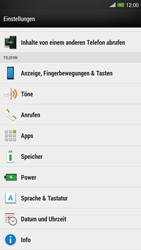 HTC One Max - Software - Installieren von Software-Updates - Schritt 5