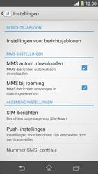Sony C6903 Xperia Z1 - MMS - probleem met ontvangen - Stap 7