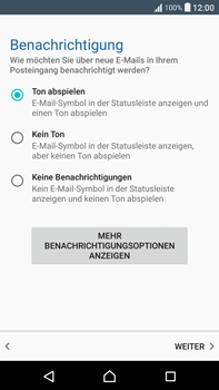 Sony Xperia XA Ultra - E-Mail - Konto einrichten (outlook) - 14 / 18