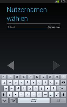 Samsung T315 Galaxy Tab 3 8-0 LTE - Apps - Konto anlegen und einrichten - Schritt 7