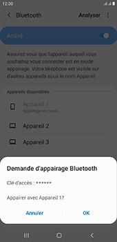 Samsung Galaxy J6 Plus - Bluetooth - connexion Bluetooth - Étape 10