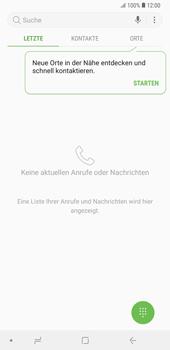Samsung Galaxy Note9 - Anrufe - Rufumleitungen setzen und löschen - 4 / 14