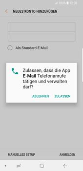 Samsung Galaxy S9 - E-Mail - Konto einrichten (outlook) - 2 / 2