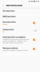 Samsung Galaxy S7 Edge - Android N - MMS - probleem met ontvangen - Stap 11