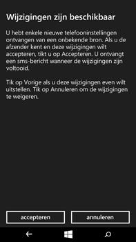 Microsoft Lumia 640 XL - Internet - Automatisch instellen - Stap 3