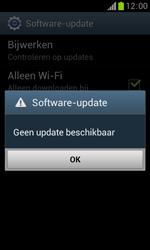 Samsung S7560 Galaxy Trend - Software updaten - Update installeren - Stap 9