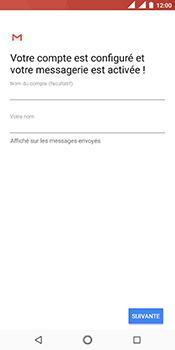 Nokia 5.1 - E-mail - Configuration manuelle (outlook) - Étape 11
