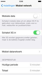 Apple iPhone 5c - Internet - Uitzetten - Stap 5