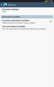 Samsung Galaxy Tab 3 8-0 LTE - Internet - Apn-Einstellungen - 2 / 2