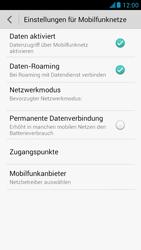 Huawei Ascend G526 - Ausland - Im Ausland surfen – Datenroaming - 9 / 11