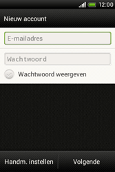 HTC A320e Desire C - E-mail - e-mail instellen: POP3 - Stap 6