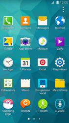 Samsung G900F Galaxy S5 - SMS - Configuration manuelle - Étape 3