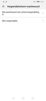 Huawei P30 - Beveiliging - stel in of wijzig pincode voor je toestel - Stap 5