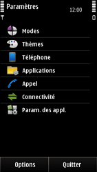 Nokia E7-00 - Internet - activer ou désactiver - Étape 4