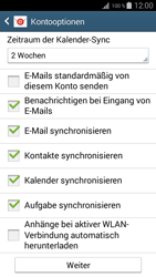 Samsung Galaxy S4 Mini LTE - E-Mail - Konto einrichten (outlook) - 9 / 13