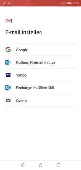Huawei P20 - E-mail - Handmatig instellen (gmail) - Stap 7