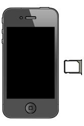 Apple iPhone 4 - SIM-Karte - Einlegen - 3 / 7