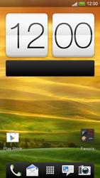 HTC One S - Aller plus loin - Désactiver les données à l'étranger - Étape 1