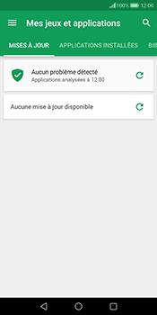 Huawei Mate 10 Pro - Applications - Comment vérifier les mises à jour des applications - Étape 6