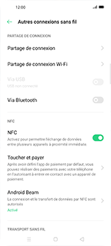 Oppo Find X2 Neo - Internet et connexion - Utiliser le mode modem par USB - Étape 5