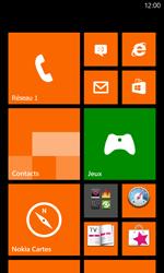 Nokia Lumia 820 / Lumia 920 - Réseau - Sélection manuelle du réseau - Étape 9