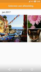 Sony Xperia XZ - Android Nougat - MMS - afbeeldingen verzenden - Stap 11