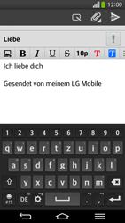 LG D955 G Flex - E-Mail - E-Mail versenden - Schritt 10