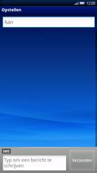 Sony Xperia X10 - MMS - Afbeeldingen verzenden - Stap 4