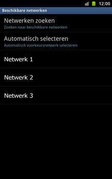 Samsung N7000 Galaxy Note - netwerk en bereik - gebruik in binnen- en buitenland - stap 8