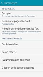 Samsung G900F Galaxy S5 - Internet - Configuration manuelle - Étape 21