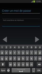 Samsung Galaxy Note 2 - Premiers pas - Créer un compte - Étape 16