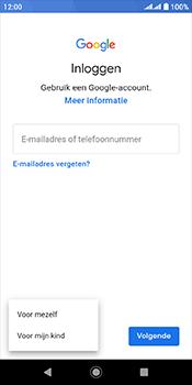Alcatel 1-s-dual-sim-5024d - Applicaties - Account aanmaken - Stap 6