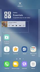 Samsung Galaxy A5 (2017) - Startanleitung - Installieren von Widgets und Apps auf der Startseite - Schritt 7