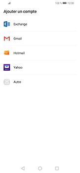 Huawei P30 lite - E-mails - Ajouter ou modifier un compte e-mail - Étape 5