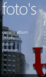 Nokia Lumia 820 LTE - contacten, foto