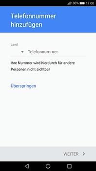 Huawei P10 Plus - Apps - Einrichten des App Stores - Schritt 13