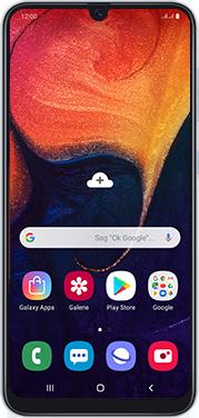Samsung Galaxy A50 - Gerät - Einen Soft-Reset durchführen - Schritt 2