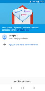 ZTE Blade V9 - E-mail - Configuration manuelle (gmail) - Étape 12