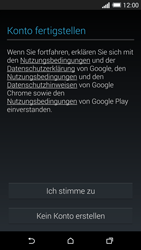 HTC One Mini 2 - Apps - Konto anlegen und einrichten - 1 / 1