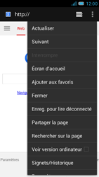 Bouygues Telecom Bs 471 - Internet et connexion - Naviguer sur internet - Étape 18