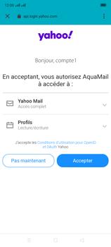 Oppo Reno 2 - E-mails - Ajouter ou modifier votre compte Yahoo - Étape 12