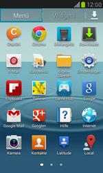 Samsung Galaxy S3 Mini - E-Mail - E-Mail versenden - 2 / 2