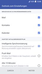 HTC U Play - E-Mail - Konto einrichten (outlook) - Schritt 8
