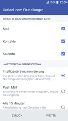 HTC U Play - E-Mail - Konto einrichten (outlook) - 1 / 1