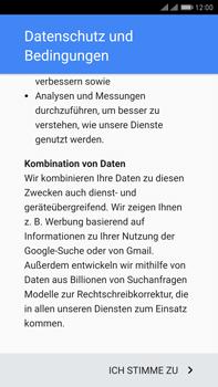 Huawei Mate 9 Pro - Apps - Konto anlegen und einrichten - Schritt 14
