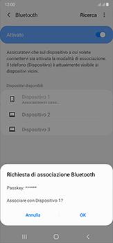 Samsung Galaxy Note 20 Ultra 5G - Bluetooth - Collegamento dei dispositivi - Fase 8