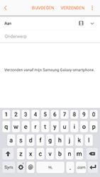 Samsung Galaxy A5 (2017) - Android Marshmallow - e-mail - hoe te versturen - stap 6