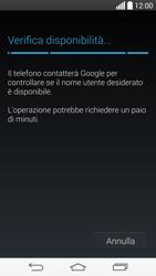 LG G3 - Applicazioni - Configurazione del negozio applicazioni - Fase 9