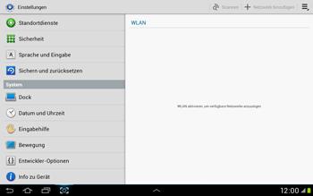 Samsung Galaxy Tab 2 10.1 - Software - Installieren von Software-Updates - Schritt 5